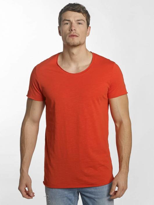Jack & Jones T-Shirty jorBas czerwony
