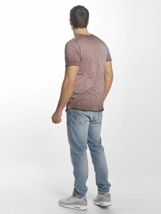 Jack & Jones T-Shirty jorDrapper czerwony