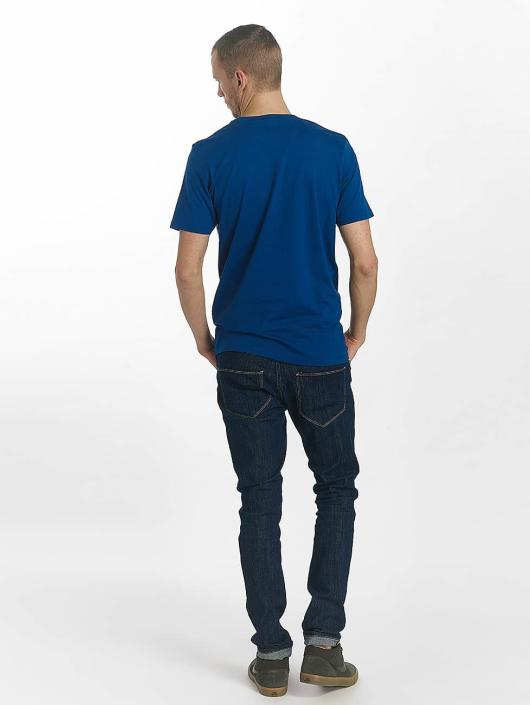 Jack & Jones T-Shirty jorStencild niebieski