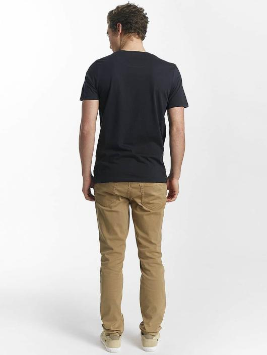 Jack & Jones T-Shirty jcoHunter niebieski