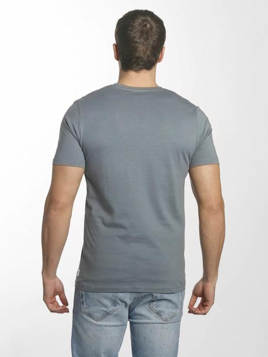 Jack & Jones T-Shirty jcoFly niebieski