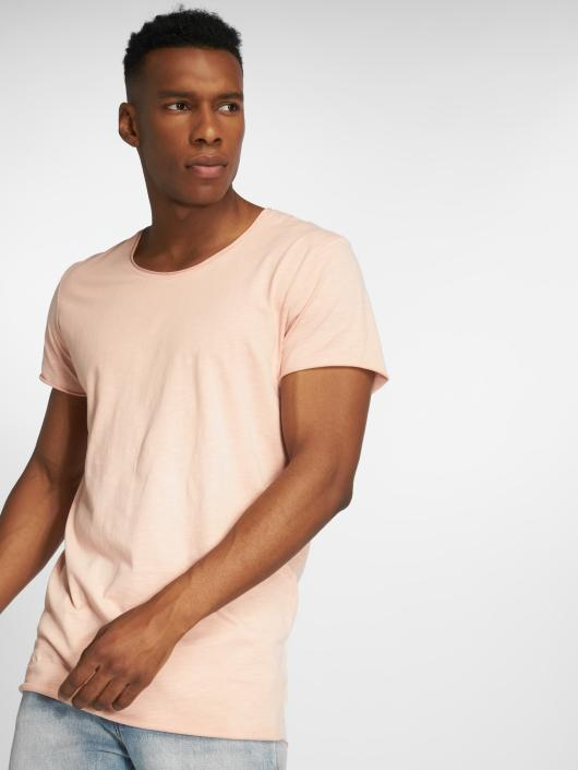 Jack & Jones T-Shirty jjeBas rózowy