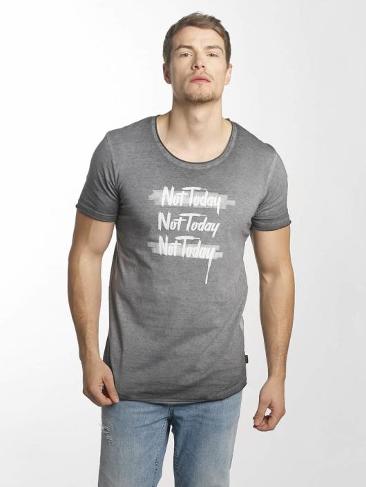 Jack & Jones T-Shirty jorDrapper szary