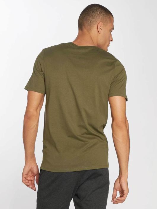 Jack & Jones T-Shirty jjePocket zielony