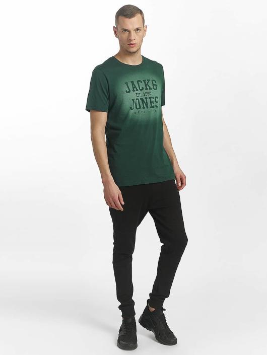Jack & Jones T-Shirty jorStencild zielony