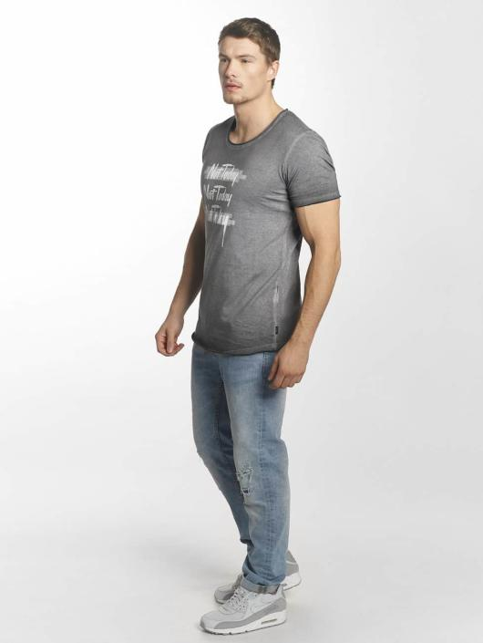 Jack & Jones T-skjorter jorDrapper grå