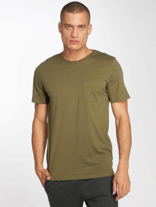 Jack & Jones T-skjorter jjePocket grøn