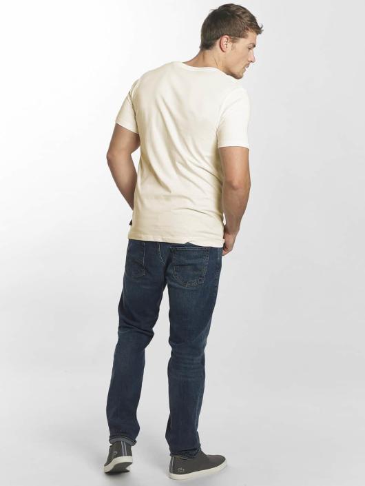 Jack & Jones T-skjorter jorHearty hvit