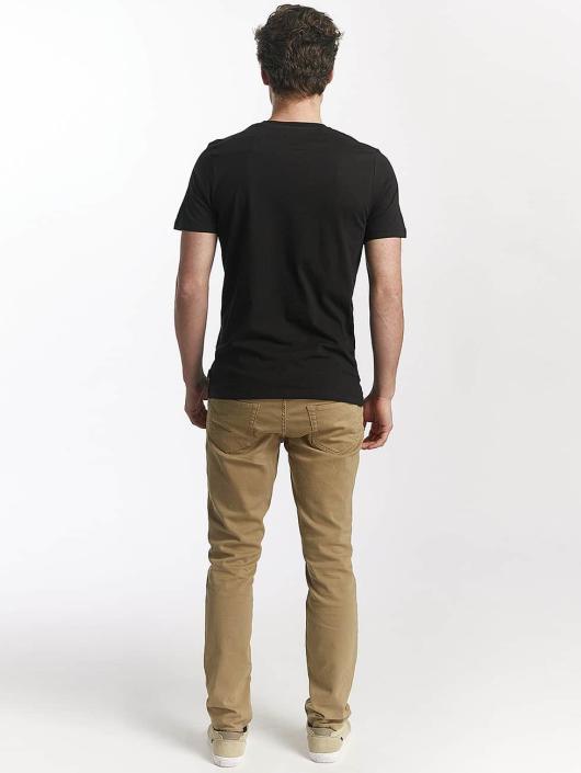 Jack & Jones T-skjorter jcoHunter svart
