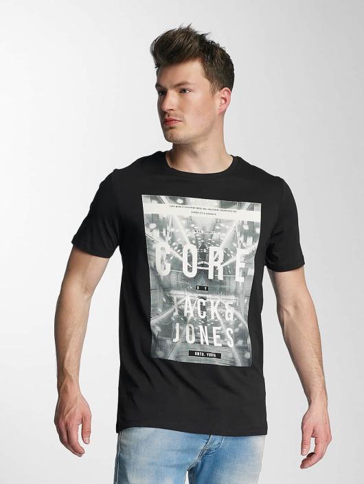Jack & Jones Tričká jcoParlamento èierna