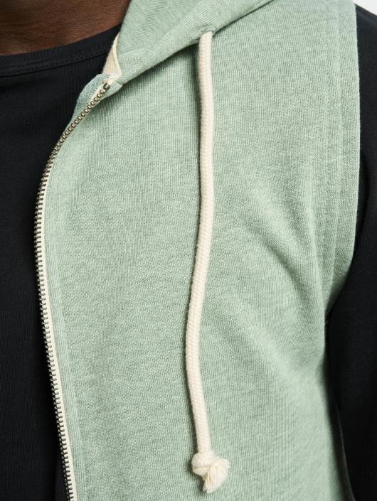 Jack & Jones Zip Hoodie jorRecycle grün
