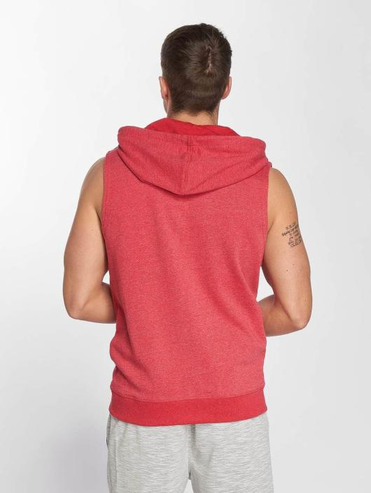 Jack & Jones Zip Hoodie jorRecycle Sweat pomaranczowy