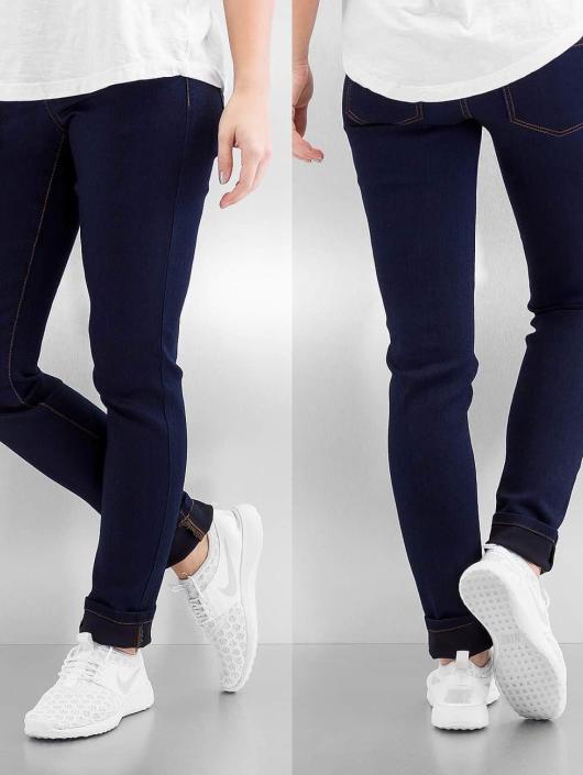 JACQUELINE de YONG Облегающие джинсы JdyFano синий