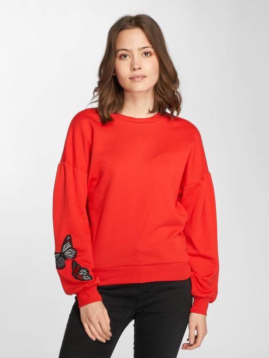 JACQUELINE de YONG Пуловер jdyBille красный