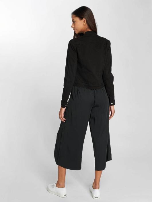 JACQUELINE de YONG Denim Jacket jdyFive black