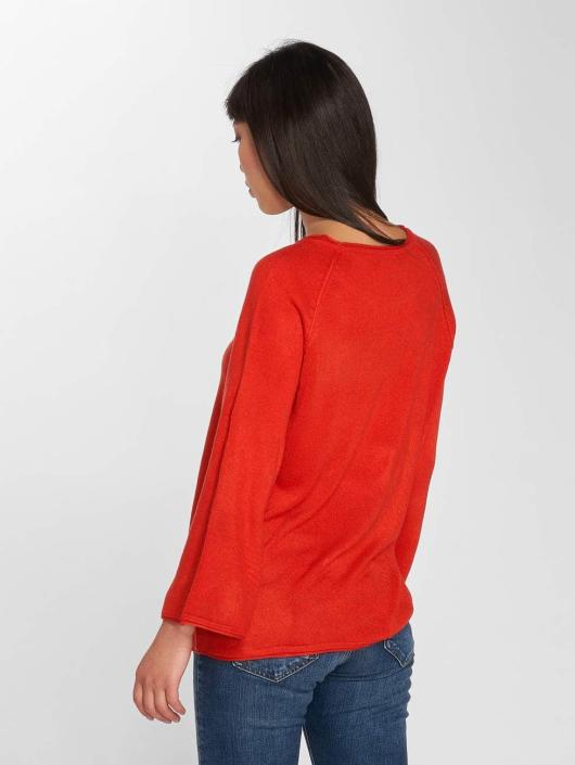 JACQUELINE de YONG Pullover jdyDina red
