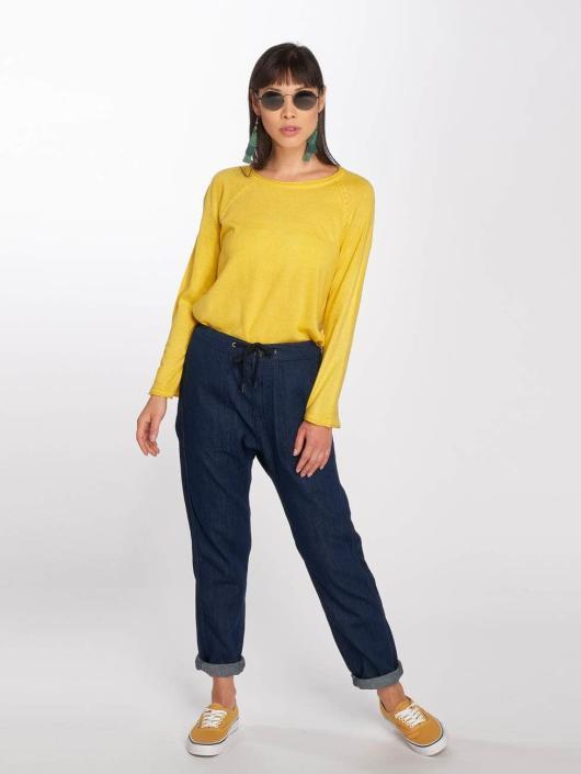 JACQUELINE de YONG Pullover jdyDina yellow