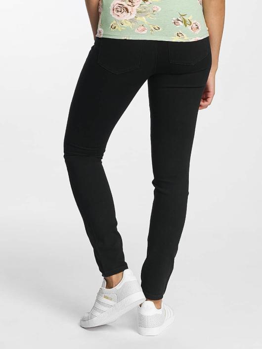 JACQUELINE de YONG Skinny Jeans High Holly čern