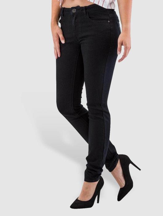 JACQUELINE de YONG Skinny Jeans Holly schwarz