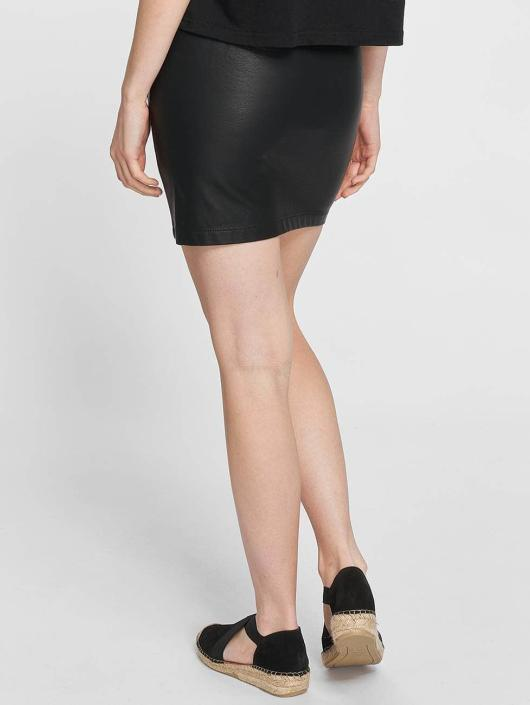 JACQUELINE de YONG Skirt jdyBounty Faux Leather black