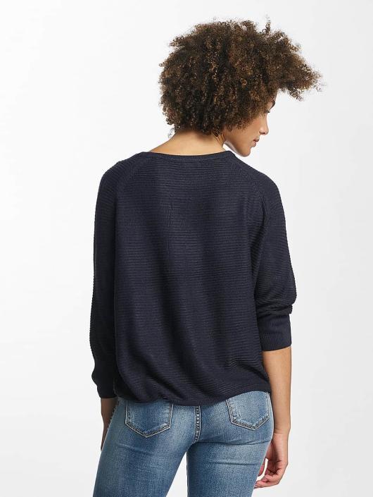 JACQUELINE de YONG Swetry jdyMati Knit niebieski