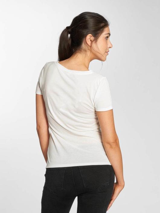 JACQUELINE de YONG T-paidat jdyRainbow valkoinen