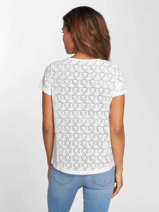 434363 Jdytag T Lace De Yong Femme Blanc shirt Jacqueline SzqpUVGM