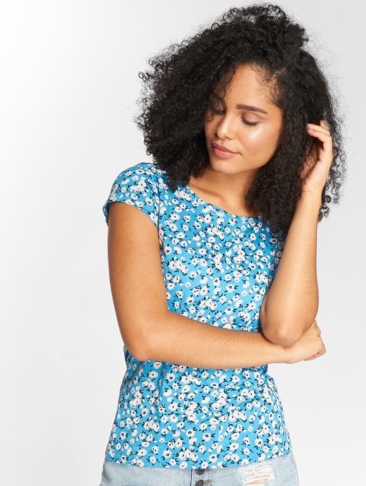 52a17d602237 JACQUELINE de YONG Damen T-Shirt jdySuri in blau 456855