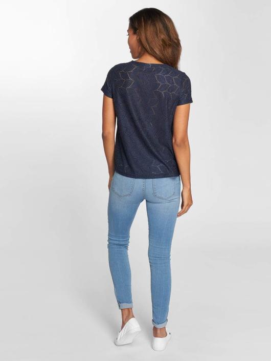 JACQUELINE de YONG T-Shirt jdyTag Lace blue