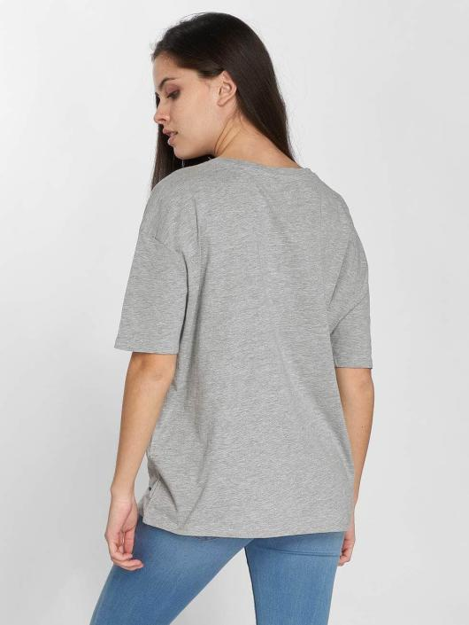 JACQUELINE de YONG T-Shirt jdyCarolina gray