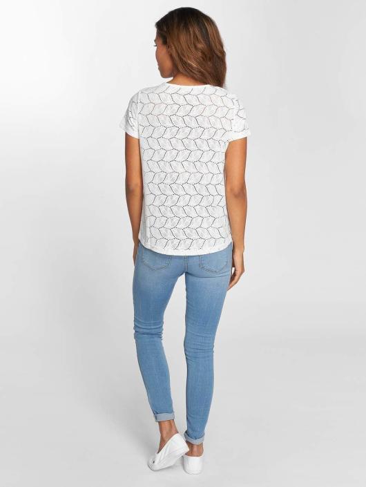 JACQUELINE de YONG T-Shirt jdyTag Lace white