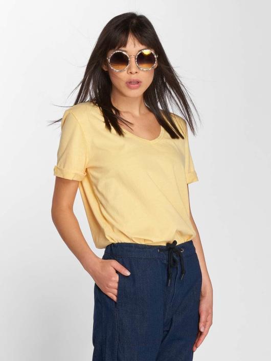 JACQUELINE de YONG T-Shirt jdyDarry yellow