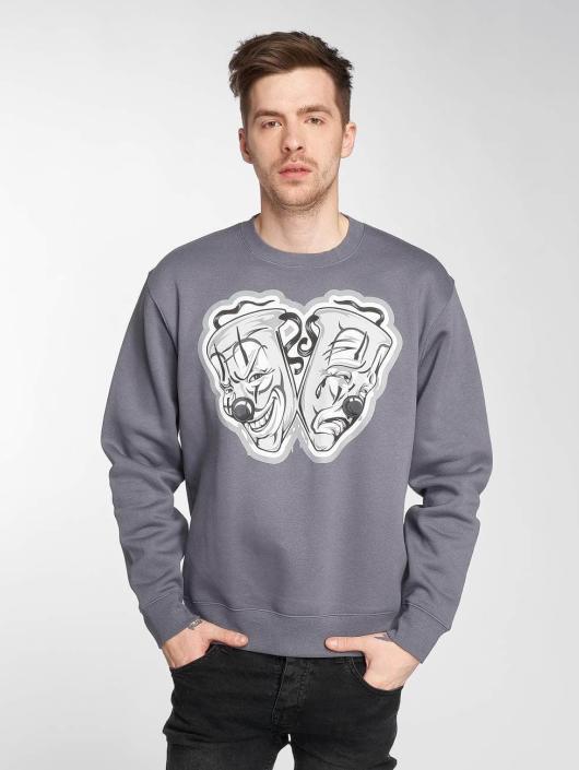 Joker Пуловер Drama серый