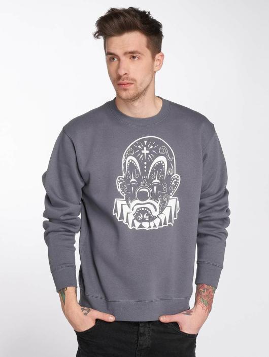 Joker Пуловер Mexico Clown серый