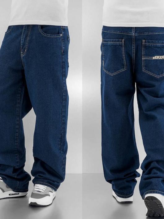 Joker Baggy jeans Oriol Basic blå