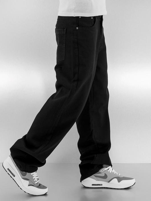 Joker Baggy jeans Oriol Basic svart