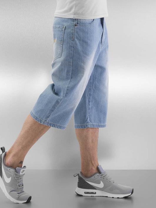Joker shorts Oriol Basic blauw
