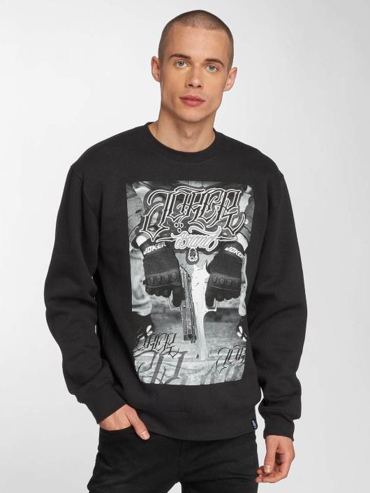 Joker Swetry Gun czarny