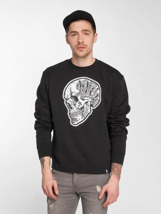 Joker Swetry Skull czarny