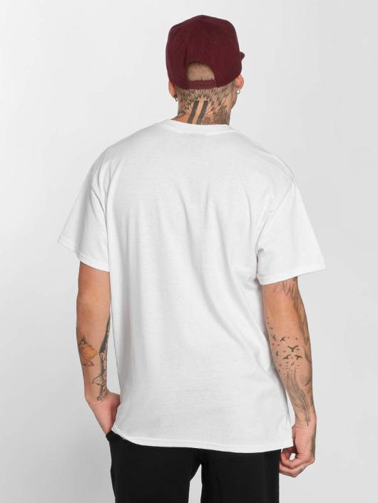 Joker T-Shirt Bullet blanc