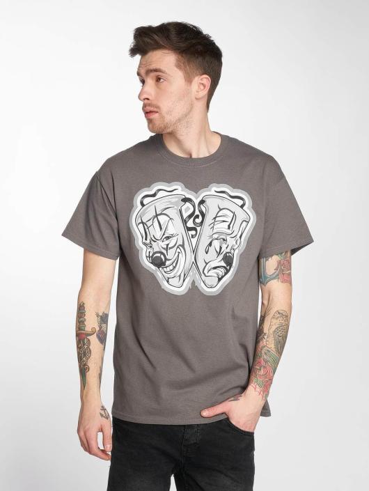 Joker T-Shirt Drama grau