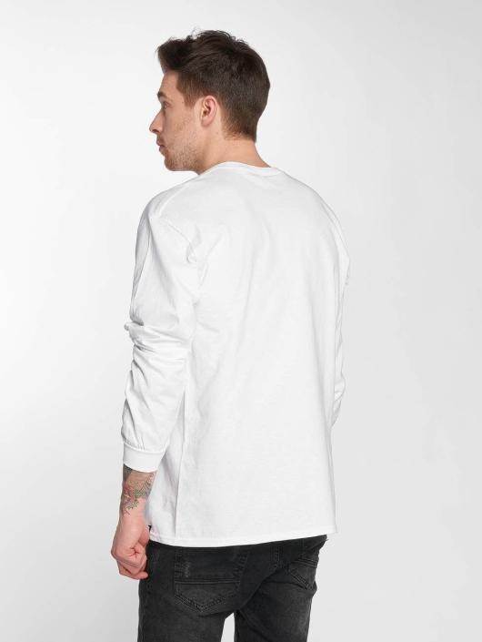 Joker T-Shirt manches longues Clown Brand blanc