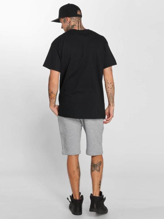 Joker T-Shirt Tattoo schwarz