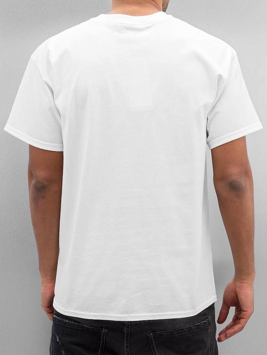 Joker T-Shirt Tattoo Shop weiß
