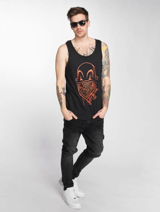 Joker Tank Tops Clown Brand sort