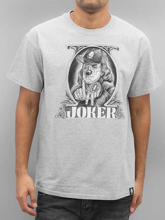 Joker Tričká Ben Baller šedá