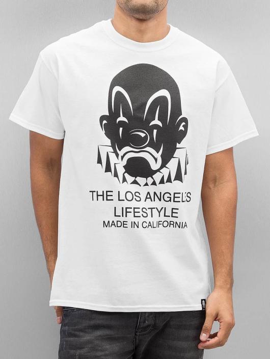Joker Tričká Lifestyle biela