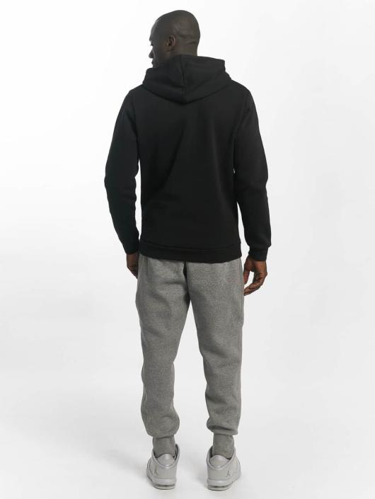 Jordan Hoodie Flight Fleece Jumpman Air black