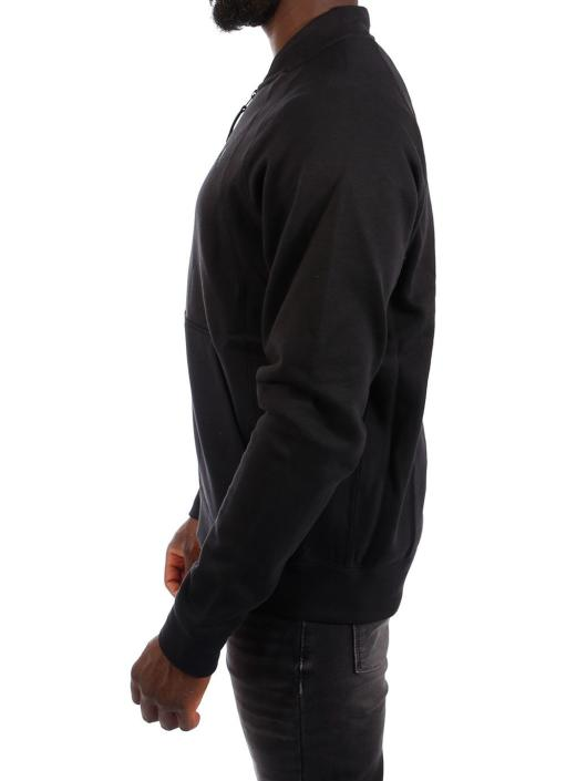 Jordan Kurtki przejściowe Wings Fleece czarny