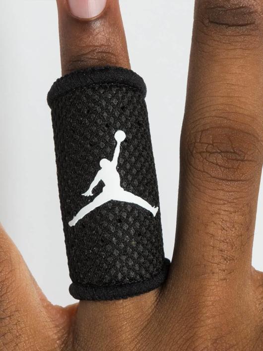 Jordan Schweißband Finger schwarz